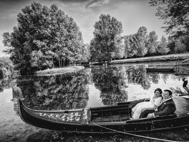 Il matrimonio di Sergio e Francesca a Trezzo sull'Adda, Milano 2
