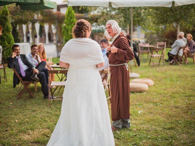 Il matrimonio di Sergio e Francesca a Trezzo sull'Adda, Milano 98