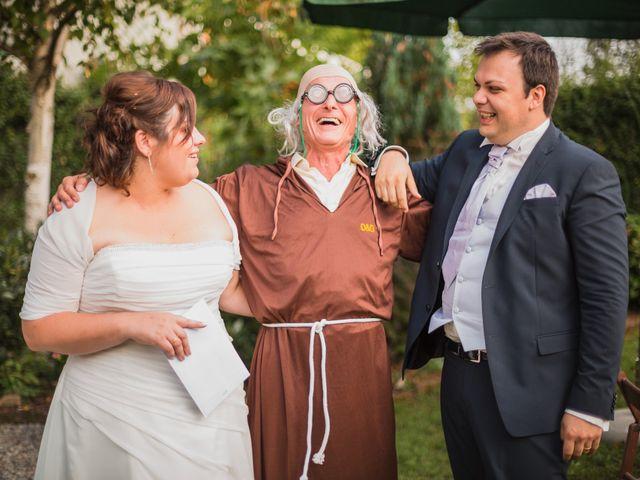 Il matrimonio di Sergio e Francesca a Trezzo sull'Adda, Milano 99