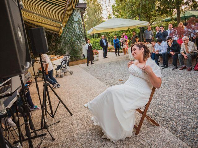 Il matrimonio di Sergio e Francesca a Trezzo sull'Adda, Milano 106