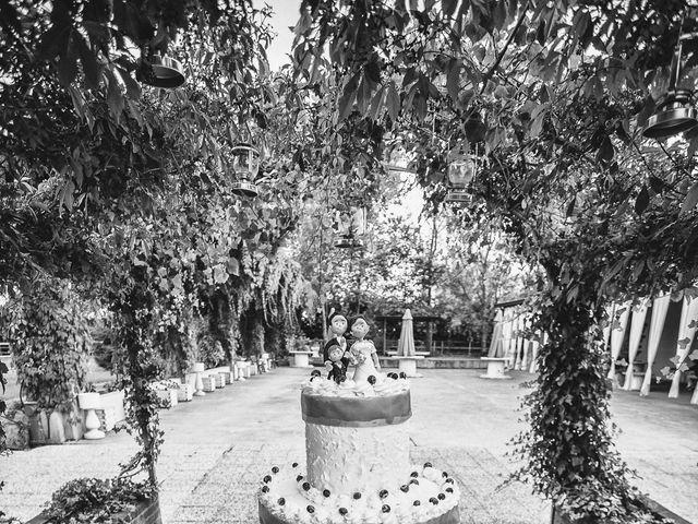 Il matrimonio di Sergio e Francesca a Trezzo sull'Adda, Milano 122