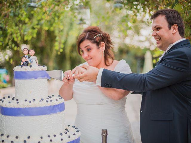 Il matrimonio di Sergio e Francesca a Trezzo sull'Adda, Milano 123