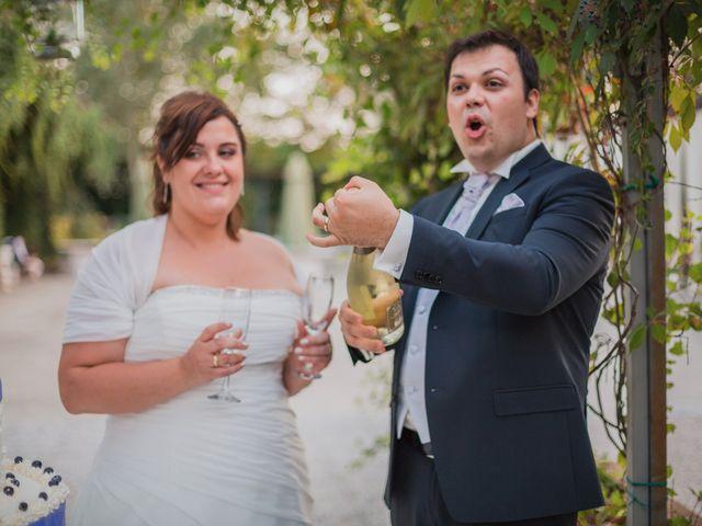 Il matrimonio di Sergio e Francesca a Trezzo sull'Adda, Milano 124