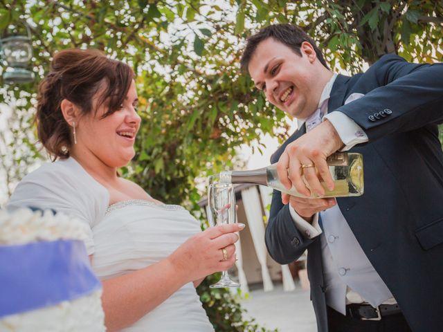 Il matrimonio di Sergio e Francesca a Trezzo sull'Adda, Milano 125