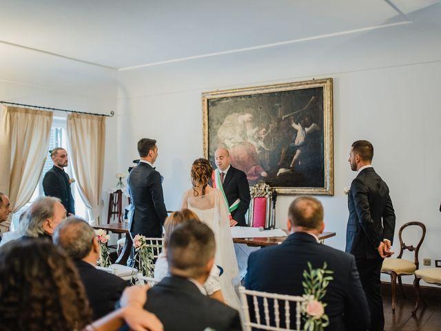 Il matrimonio di Alessandro e Valentina a Salerno, Salerno 22