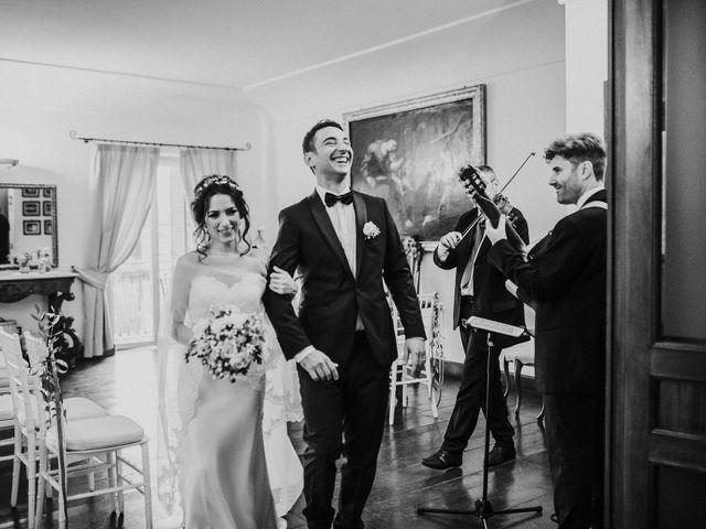 Il matrimonio di Alessandro e Valentina a Salerno, Salerno 27