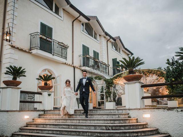 Il matrimonio di Alessandro e Valentina a Salerno, Salerno 45