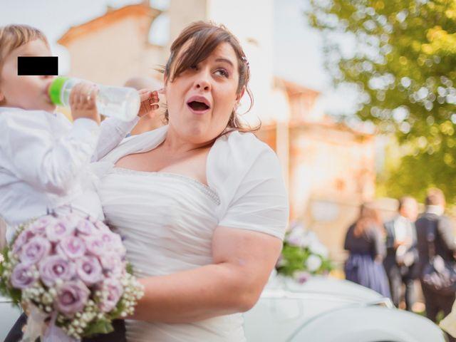 Il matrimonio di Sergio e Francesca a Trezzo sull'Adda, Milano 47