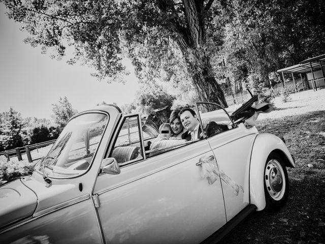 Il matrimonio di Sergio e Francesca a Trezzo sull'Adda, Milano 50