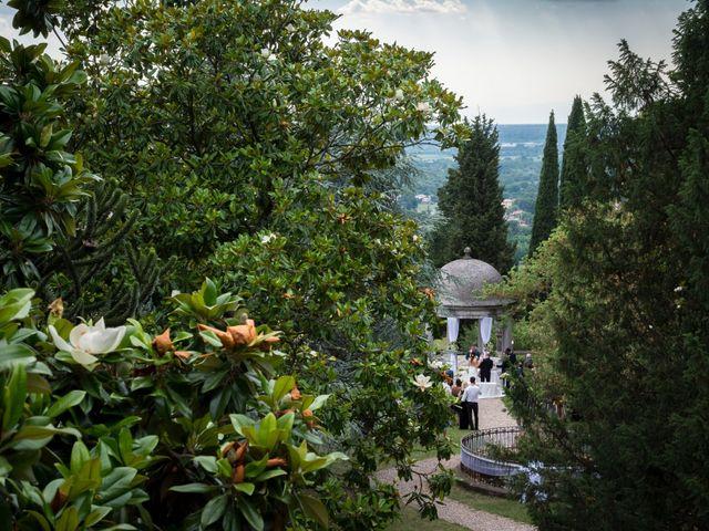 Il matrimonio di Nicola e Veronica a Sagrado, Gorizia 1