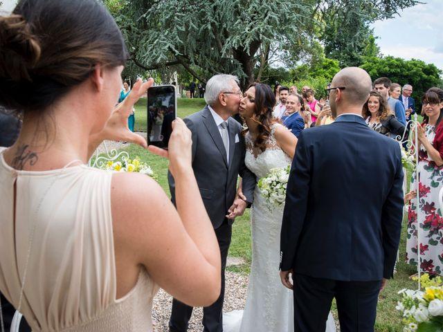 Il matrimonio di Nicola e Veronica a Sagrado, Gorizia 10