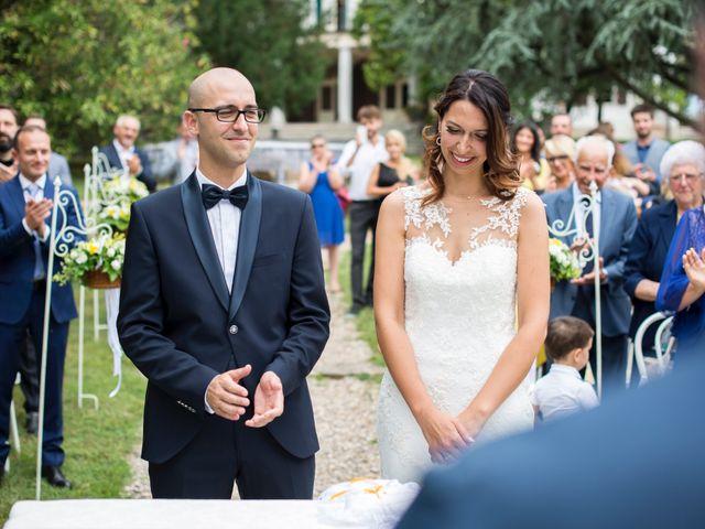 Il matrimonio di Nicola e Veronica a Sagrado, Gorizia 12