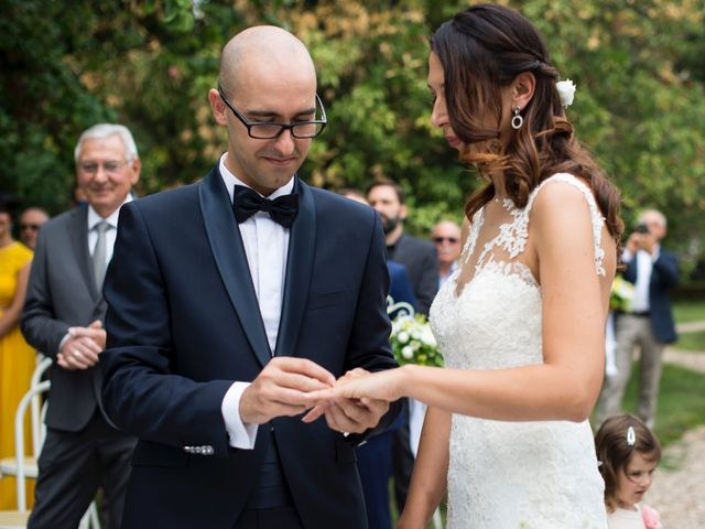 Il matrimonio di Nicola e Veronica a Sagrado, Gorizia 14
