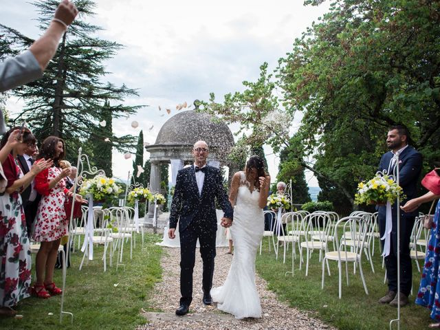 Il matrimonio di Nicola e Veronica a Sagrado, Gorizia 17