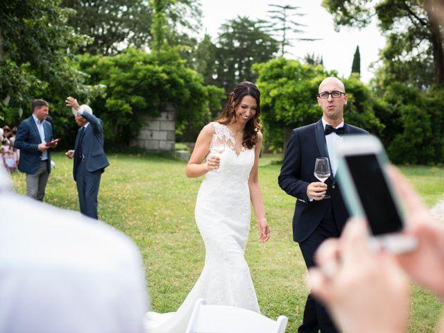 Il matrimonio di Nicola e Veronica a Sagrado, Gorizia 18