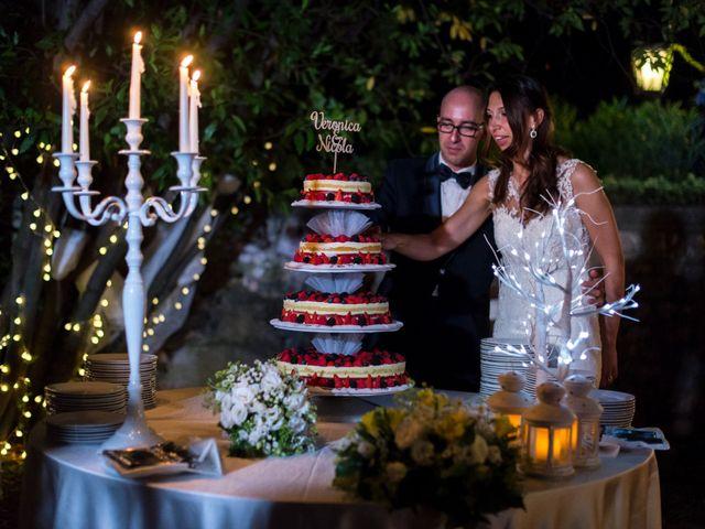 Il matrimonio di Nicola e Veronica a Sagrado, Gorizia 24