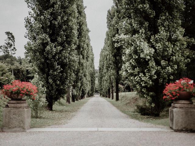 Il matrimonio di Andrea e Federica a Vergiate, Varese 1