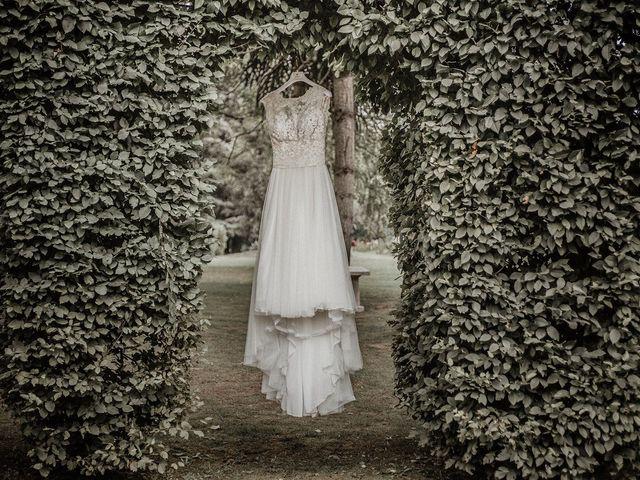 Il matrimonio di Andrea e Federica a Vergiate, Varese 13