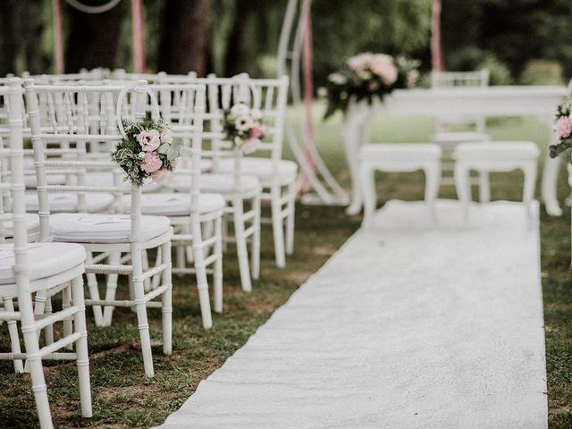 Il matrimonio di Andrea e Federica a Vergiate, Varese 31