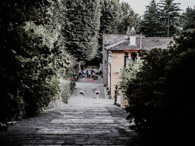 Il matrimonio di Andrea e Federica a Vergiate, Varese 43