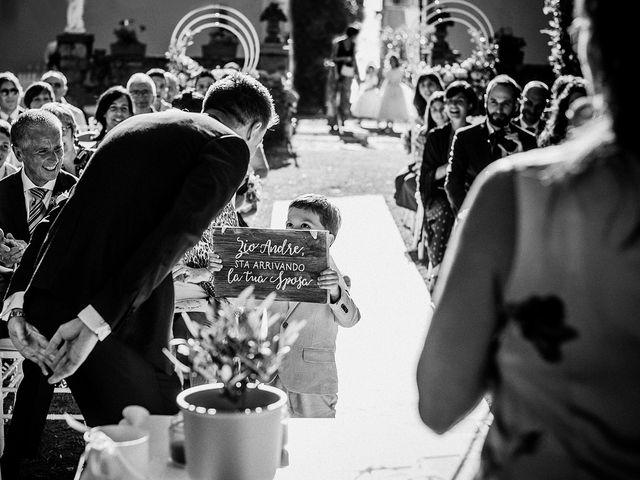 Il matrimonio di Andrea e Federica a Vergiate, Varese 46