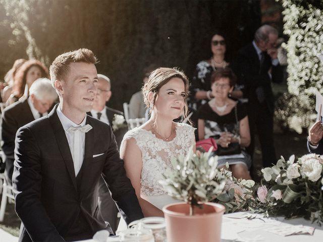 Il matrimonio di Andrea e Federica a Vergiate, Varese 49