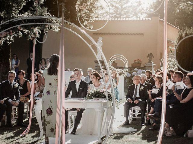 Il matrimonio di Andrea e Federica a Vergiate, Varese 50