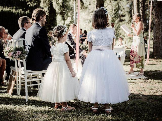 Il matrimonio di Andrea e Federica a Vergiate, Varese 51