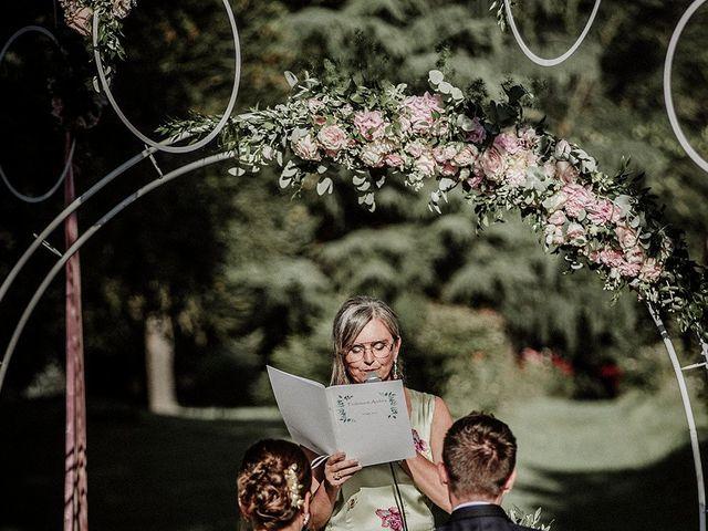Il matrimonio di Andrea e Federica a Vergiate, Varese 52