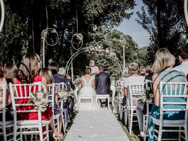 Il matrimonio di Andrea e Federica a Vergiate, Varese 53
