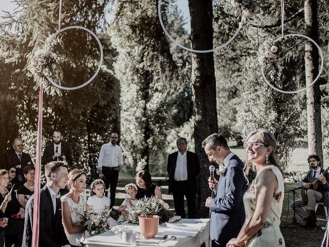 Il matrimonio di Andrea e Federica a Vergiate, Varese 56