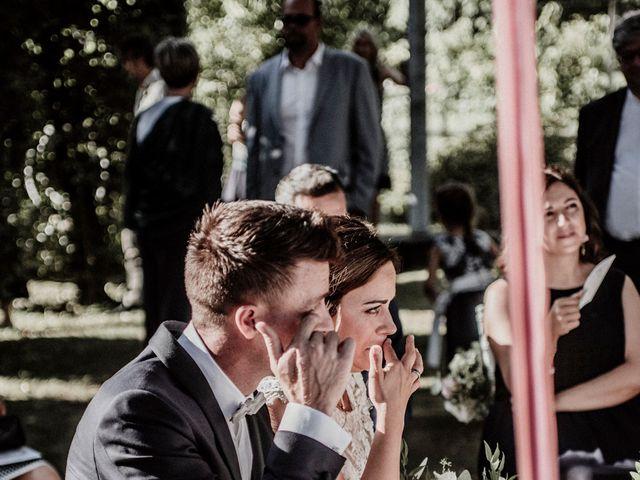 Il matrimonio di Andrea e Federica a Vergiate, Varese 57