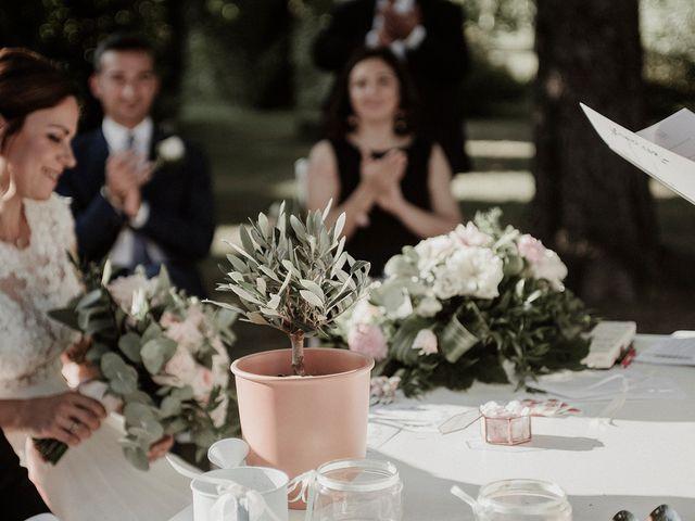Il matrimonio di Andrea e Federica a Vergiate, Varese 67