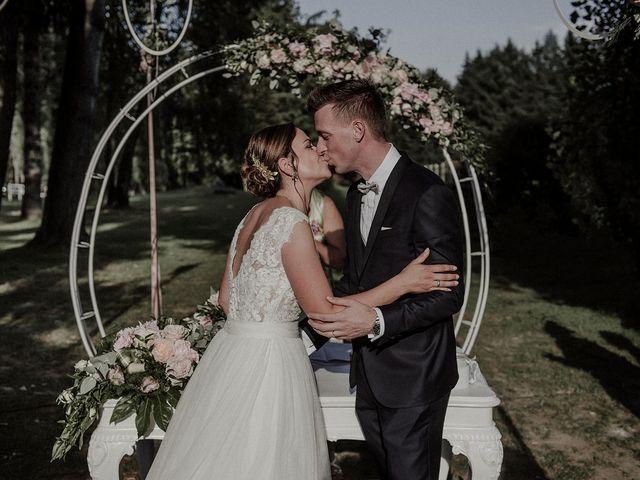 Il matrimonio di Andrea e Federica a Vergiate, Varese 68