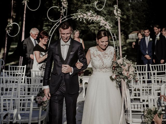 Il matrimonio di Andrea e Federica a Vergiate, Varese 69