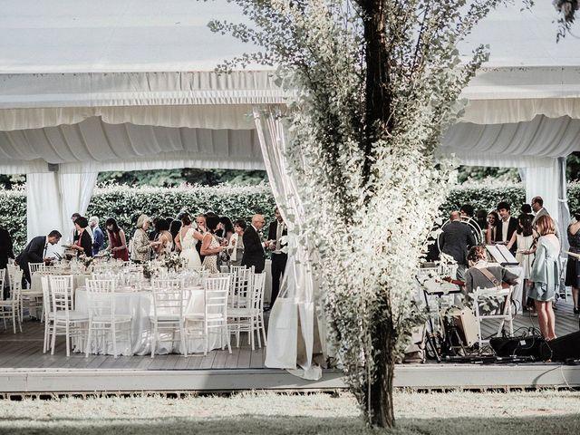 Il matrimonio di Andrea e Federica a Vergiate, Varese 80