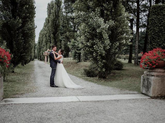 Il matrimonio di Andrea e Federica a Vergiate, Varese 81