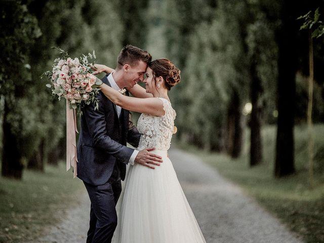 Il matrimonio di Andrea e Federica a Vergiate, Varese 82