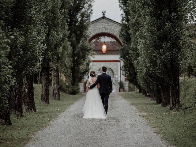 Il matrimonio di Andrea e Federica a Vergiate, Varese 85