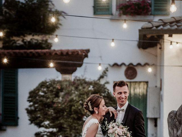Il matrimonio di Andrea e Federica a Vergiate, Varese 89