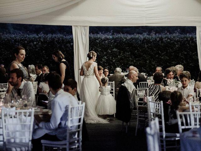 Il matrimonio di Andrea e Federica a Vergiate, Varese 91