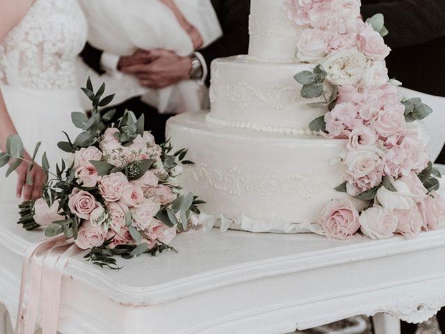 Il matrimonio di Andrea e Federica a Vergiate, Varese 96