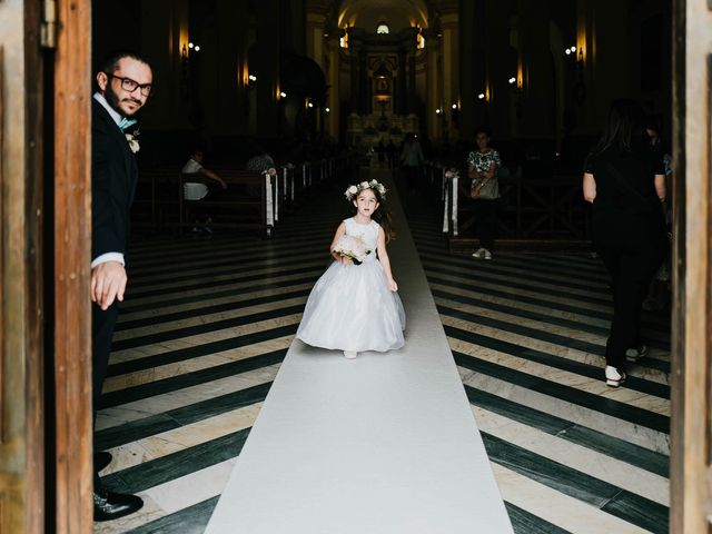 Il matrimonio di Giancamillo e ELisa a Casalbordino, Chieti 20