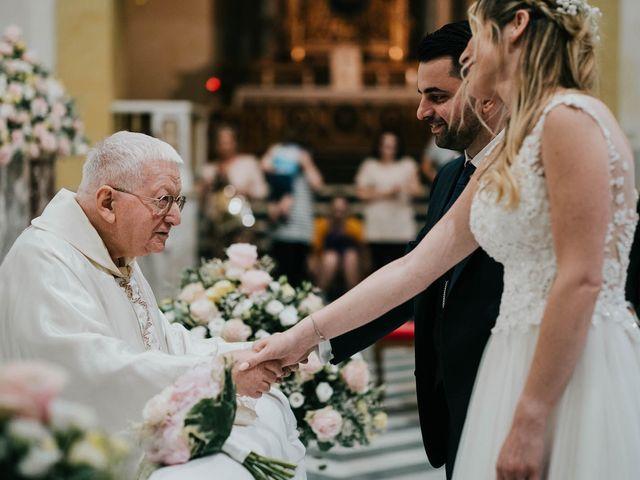 Il matrimonio di Giancamillo e ELisa a Casalbordino, Chieti 24