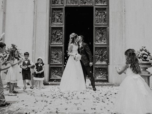 Il matrimonio di Giancamillo e ELisa a Casalbordino, Chieti 27