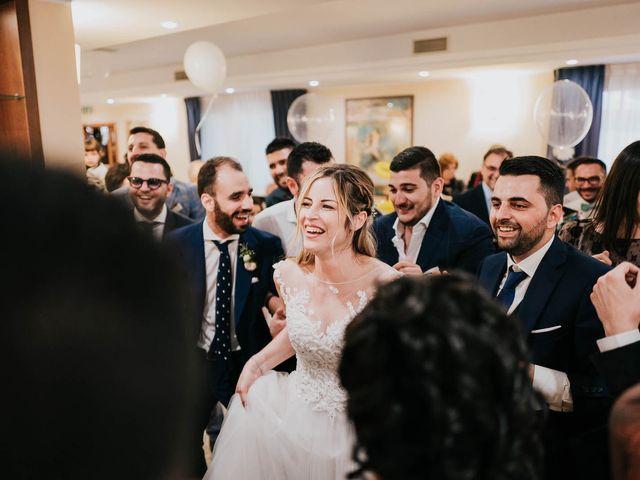 Il matrimonio di Giancamillo e ELisa a Casalbordino, Chieti 47