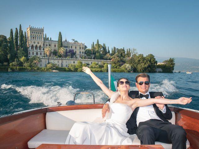 Le nozze di Shirin e Stefan