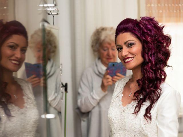 Il matrimonio di Simone e Giorgia a Moscazzano, Cremona 5