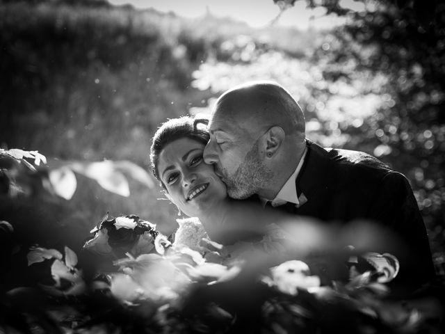 Il matrimonio di Simone e Giorgia a Moscazzano, Cremona 21