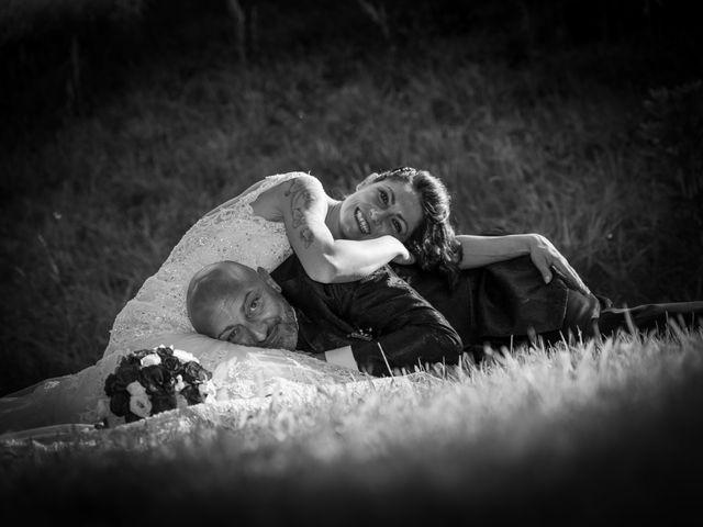 Il matrimonio di Simone e Giorgia a Moscazzano, Cremona 23